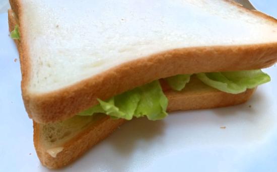 安室サンド完成